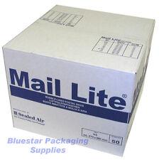 200 Mail Lite White C/0 JL0 Padded Envelopes 150 x 210mm