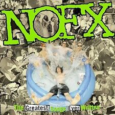 NOFX The Greatest Songs Ever Written By Us CD BRAND NEW