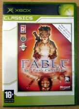 FABLE THE LOST CHAPTERS - XBOX PAL UK - XBOX 360 COMPATIBLE - Microsoft