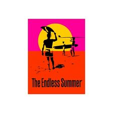 THE ENDLESS SUMMER (1966, DVD, SURFING DOCUMENTARY)