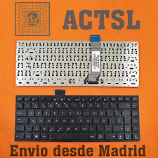 Keyboard Spanish for Asus S400CA Black