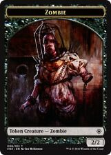 4 x Zombie Token - Conspiracy: Take the Crown - Common - Near Mint