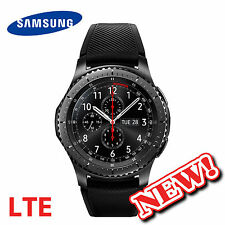Samsung SM-R765 Gear S3 Frontier Smartwatch LTE Smart Watch NEW COLLECTION