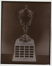 LADY BING TROPHY ORIGINAL NEGATIVE AND 8X10 PHOTO PHOTOGRAPH