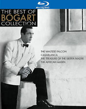 The Best of Bogart Collection Blu-ray 4-Disc Set 2014 4-Films Humphrey Ingrid