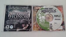 COMMAND & CONQUER :~RENEGADE (2002) PC GAME CD-ROM ~WINDOWS 98/2000