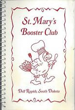 *DELL RAPIDS SD 1998 ST MARY'S CATHOLIC SCHOOL COOK BOOK *BOOSTER CLUB *RECIPES