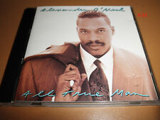ALEXANDER O'NEAL cd ALL TRUE MAN hit WHAT is this THING CALLED LOVE harris lewis