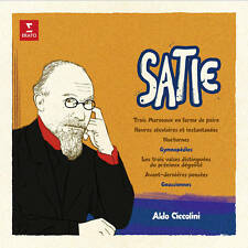 CICCOLINI ALDO SATIE: GYMNOPÉDIES & GNOSSIENN VINILE LP RECORD STORE DAY 2016