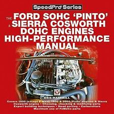 SpeedPro: How to Power Tune Ford Sohc 4-Cylinder Engines by Des Hammill...