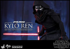 STAR WARS~EP: VII~THE FORCE AWAKENS~KYLO REN~SIXTH SCALE FIGURE~HOT TOYS~MIB