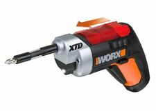 WORX 4-Volt 1/4-in Cordless Drill Driver Tool with Lithium Ion Compact Battery