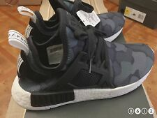 Adidas NMD_XR1 Core Black Duck Camo BA7231 US SIZE 7, EURO 40 Fit Women Size 8