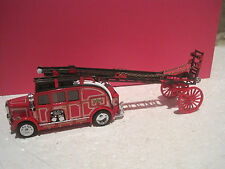 MATCHBOX models of yesteryear SUPERBE ENSEMBLE POMPIERS LEYLANDCUB FK-7 FIRE1936