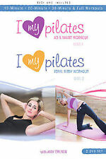 I LOVE MY PILATES - Ab, Waist, Total Body Workout (Amy Brown) DVD [B813]