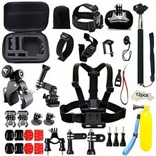 Gopro Hero Essential Accessories Bundle Kit Sports Camera Accessory Set, 43-in-1