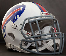 ***CUSTOM*** BUFFALO BILLS NFL Riddell Revolution SPEED Football Helmet