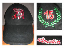Cappello Hat Ultras Milan ALTERNATIVA ROSSONERA 1994 2009 15 Anni Curva Sud ARN