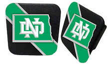 NORTH DAKOTA FIGHTING SIOUX RUBBER TRAILER HITCH COVER-NORTH DAKOTA HITCH COVER