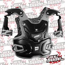 Leatt Chest Protektor Adventure Brustpanzer schwarz Motocross Enduro Cross MTB