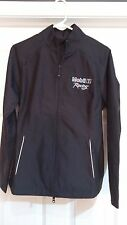 WOMENS WATER RESISTANT JACKET WITH MOBIL 1 RACING LOGO NEW LARGE CUTTER & BUCK