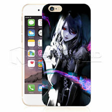 Bloody Anime Tokyo Ghoul Phone Clear Case Cover Skin For iPhone 4s/5s/6/6s/6P