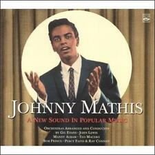 Johnny Mathis - A New Sound in Popular Music (CD, Mar-2007, Fresh Sound)