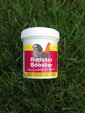Battles Poultry Rooster Booster (125g) for Chickens, Hens, Pigeon, Hatching Eggs