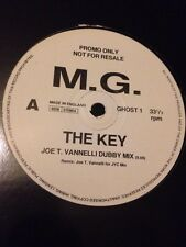 "Matt Goss - The Key - Rare 12"" Promo - Luke Bros"