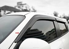 FIT 2011 12 13 14 15 16 NISSAN JUKE SIDE WINDOW RAIN GUARD DOOR WEATHER GUARD