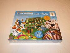Fifa World Cup 2014 Trivia board Game Brazil official RARE NOS NEW 1000 question
