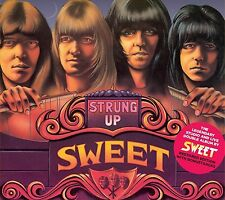 SWEET - STRUNG UP (NEW EXTENDED VERSION)  2 CD NEW+