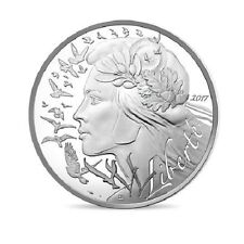 FRANCE 20 Euro Argent Marianne 2017