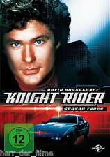 KNIGHT RIDER (David Hasselhoff), Season 3 (6 DVDs) NEU+OVP