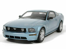 Ford Mustang GT Coupe 2005 Windevil Blue 1/18 Scale by AUTOart Only 6000 made