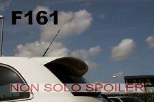 SPOILER ALETTONE POSTERIORE FIAT 500 ABARTH LOOK GREZZO  F161G TR161-2Gc