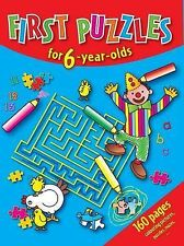 First Puzzles for 6-Year-Olds by Yoyo Books (Book, 2012)