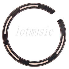1pc Soundhole Rosette Inlay For Acoustic Guitar, And Maple Inlay