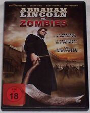 ABRAHAM LINCOLN VS: ZOMBIES, DVD