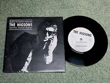 THE HIGSONS music to watch girls by UPRIGHT RECORDS 7-inch UP 9!