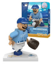 MIKE MOUSTAKAS #8 KANSAS CITY ROYALS OYO MINIFIGURE NEW FREE SHIPPING