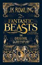 Fantastic Beasts and Where to Find Them by J.K. Rowling FREE DELIVERY