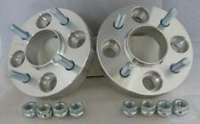 Mazda MX-5 NA MK1 89 - 97 4x100 25mm ALLOY Hubcentric Wheel Spacers 1 Pair