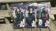 Bleeding Edge Goths Dolls Lot Casual Storm Raven RARE NIB 2003 Gothic New