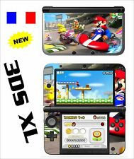 SKIN DECAL STICKER DECO FOR NINTENDO 3DS XL - 3DSXL REF 82 MARIO KART