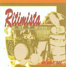 Ritimista world percussion play-along: Volume One 2009 by Mark Powers