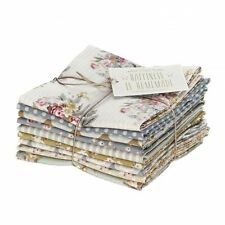 Tilda Happiness Is Homemade Fat Quarter Bundle-9 Fat Quarters 100% cotton