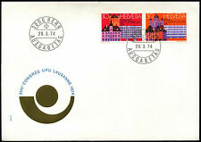 Switzerland 1974 UPU Congress FDC First Day Cover #C36861