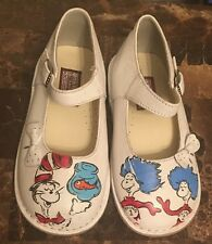 Dr Seuss The Cat In The Hat Thing 1 Thing 2 Lamour Girls Shoes Size 10