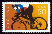 #3119a 50c Cycling Orange, Mint **ANY 4=FREE SHIPPING**